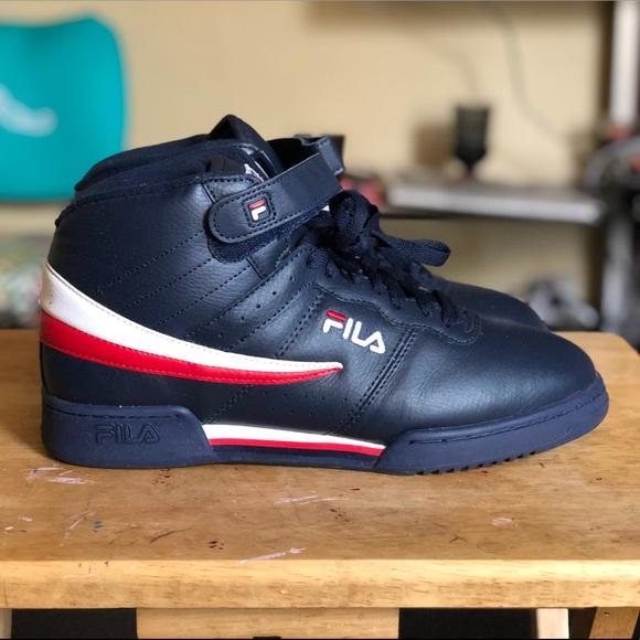 cf73a7065f49 Fila Other - Fila Men s F-13v Lea syn Fashion Sneakers